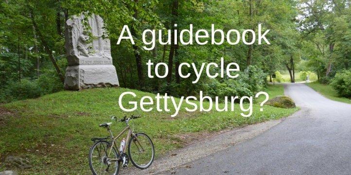 guidebook to cycle Gettysburg